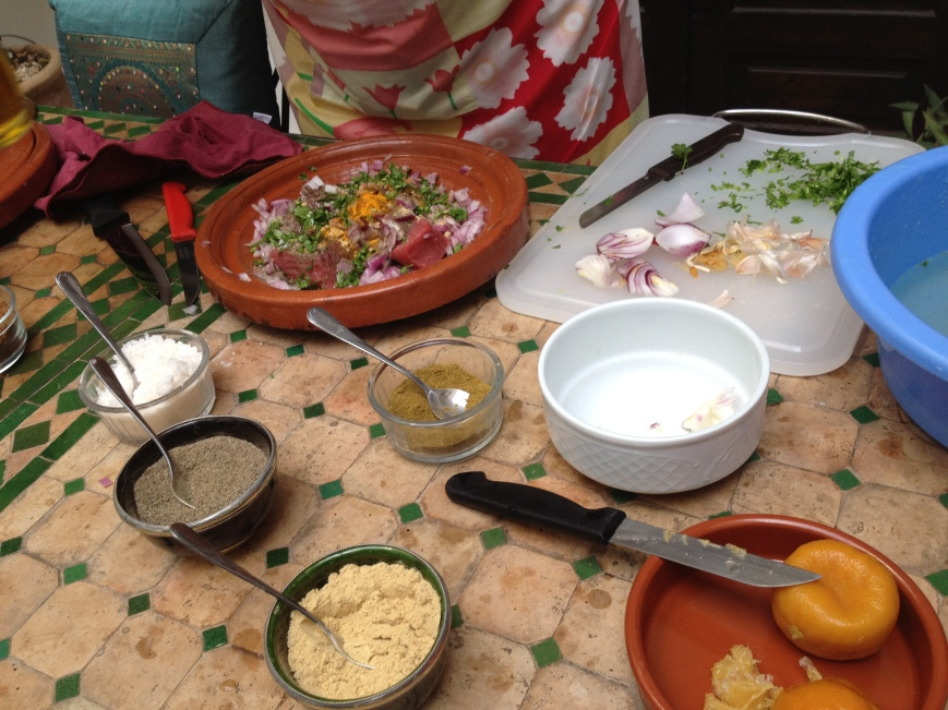 moroccan-cooking-lesson