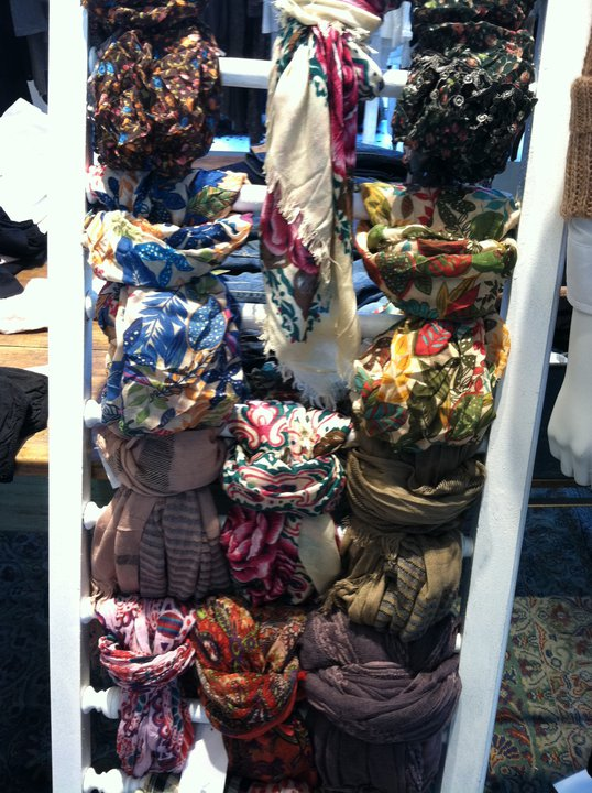 Try Me, Buenos Aires, Argentina, Palermo Soho, scarves, shopping