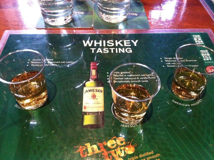 The Jameson Experience, Cork, Ireland