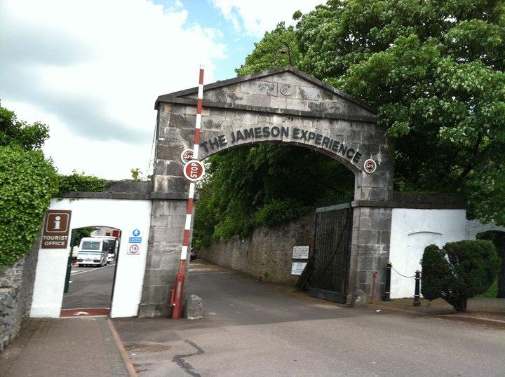 The Old Jameson Distillery, Cork, Ireland