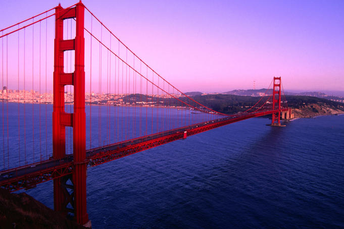 San Francisco, Travel, Golden Gate Bridge