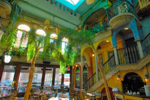 Cuba Libre Restaurant in Philadelphia