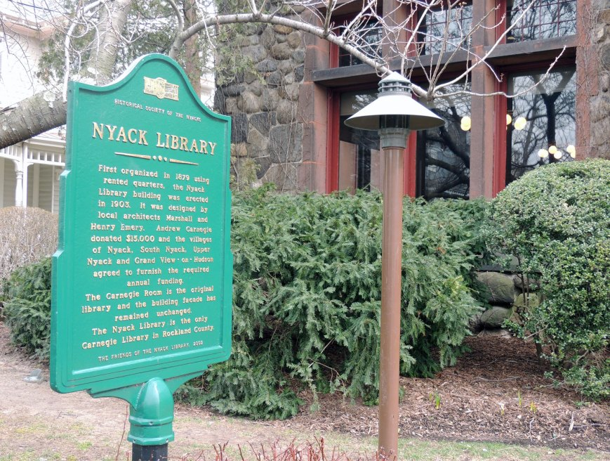 Nyack, New York Library