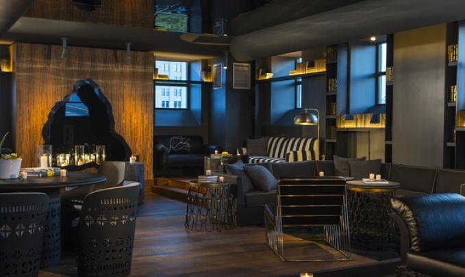 Hotel Monaco, Philadelphia Rooftop Lounge
