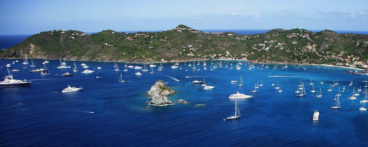 Win a Trip To St Barth's