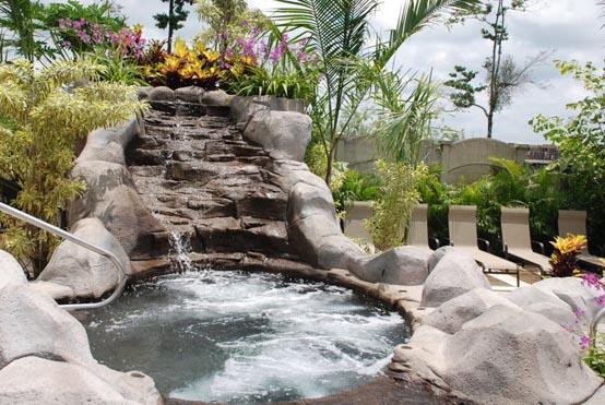 Titoku Hot Springs, Arenal Volcano, Costa Rica