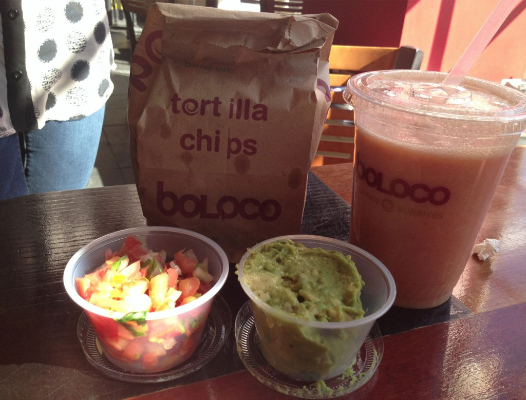 Boloco, Boston