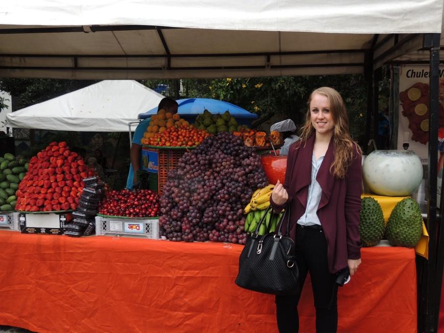 Bogotà Usaquen Flea Market