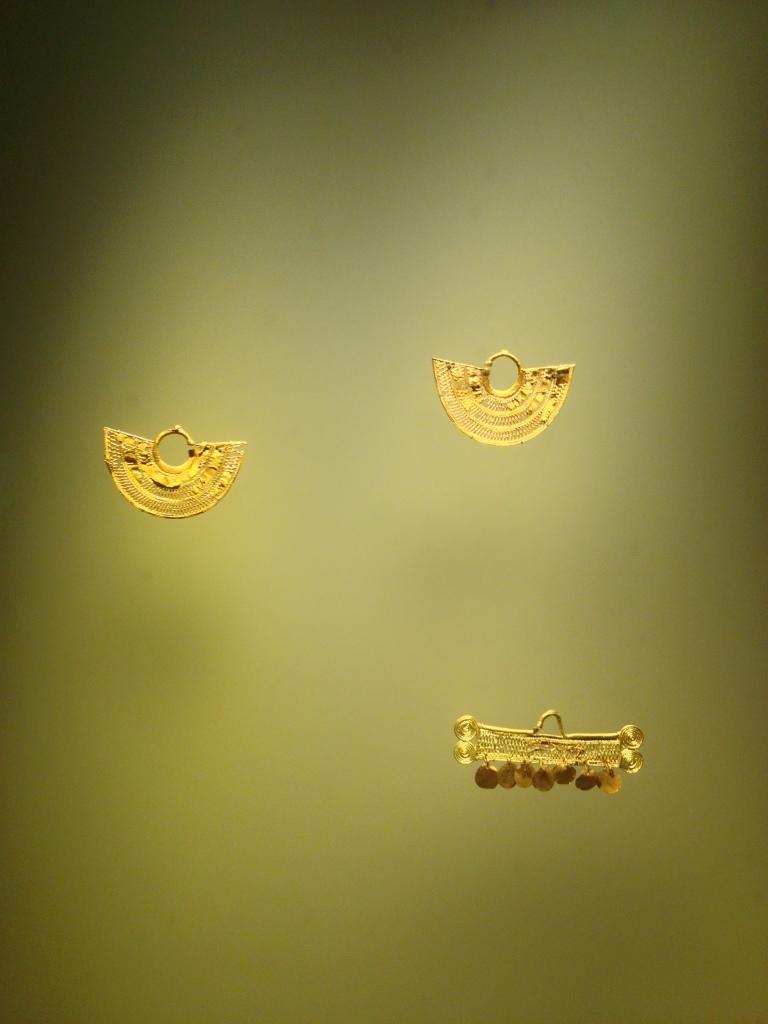 Gold Museum, Museo del Oro, Bogotà