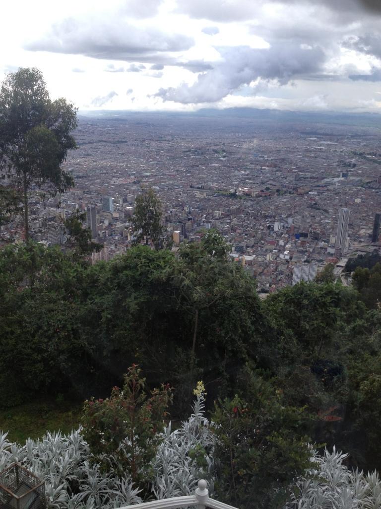 Monserrate Bogotà
