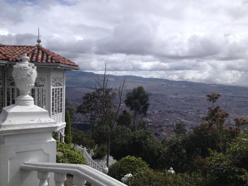 Monserrate Bogotà Restaurant