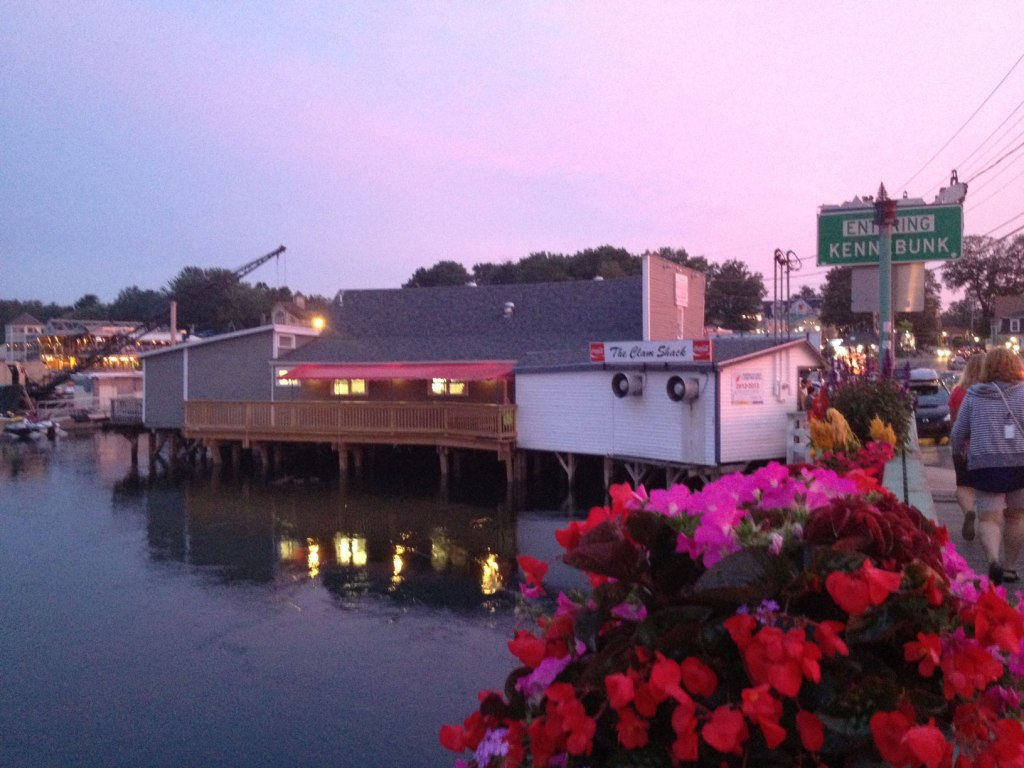 Kennebunkport-Maine-The-Clam-Shack