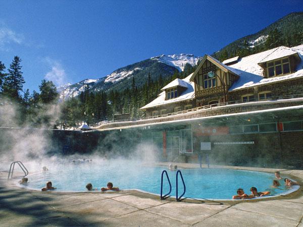 Banff Hot Springs