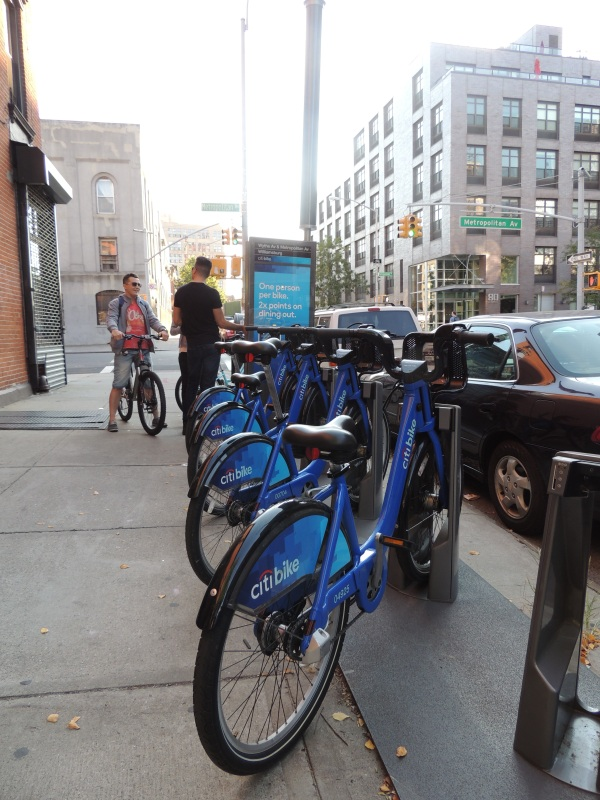 Citi Bike, Bike Sharing NYC