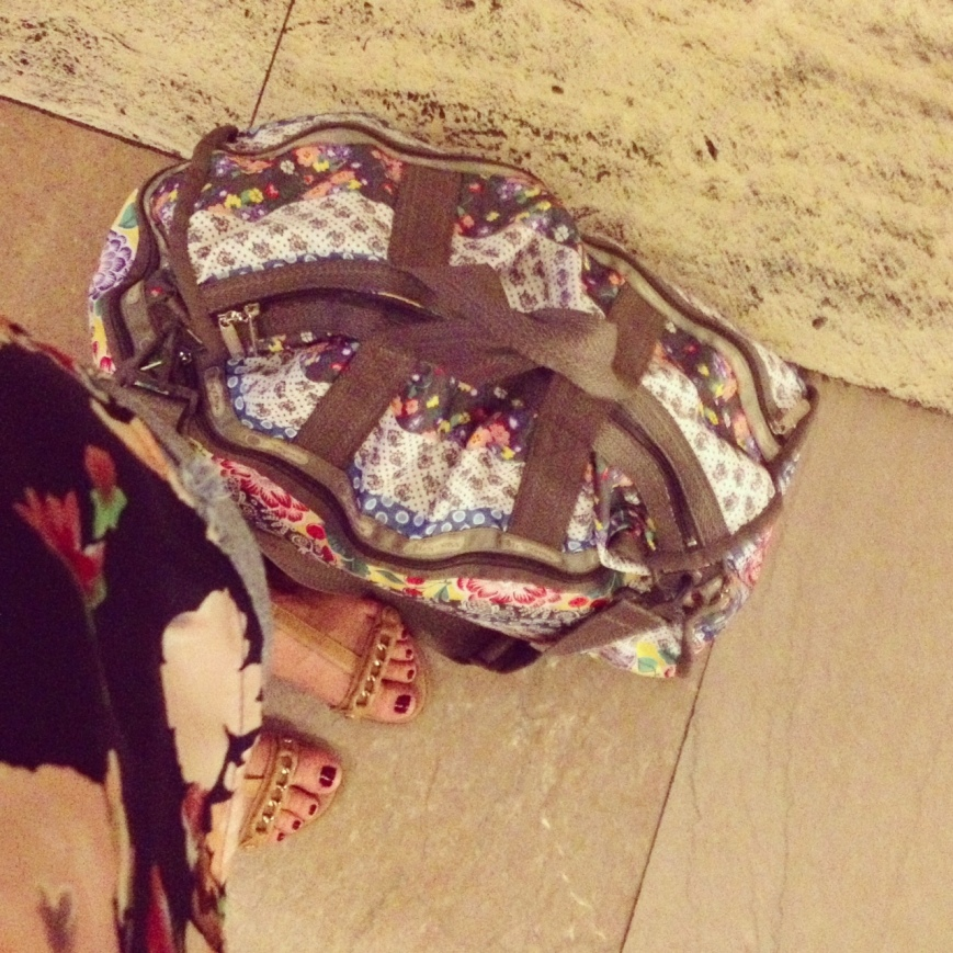 Lesportsac Carry On