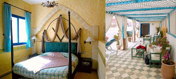 Riad al Medina, Essaouira Morocco