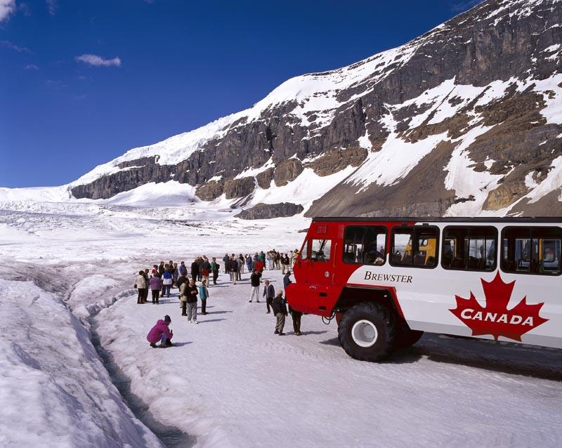 Banff Columbia Icefield