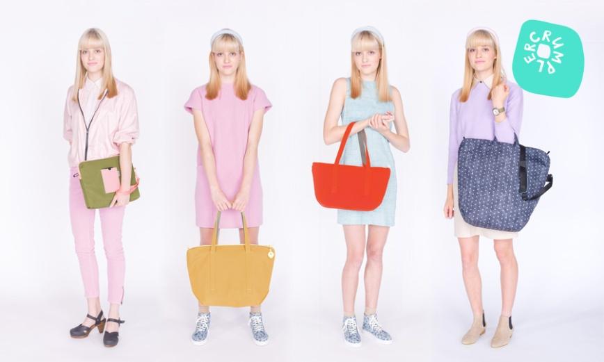 Crumpler's new women's collection: Wren